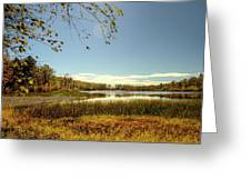 High Point Autumn Scenic Greeting Card