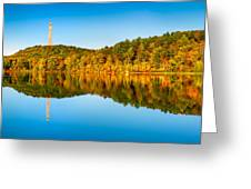 High Point Monument Greeting Card