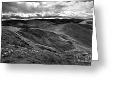 High Street Path, Lake District National Park, Cumbria Greeting Card