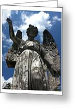 High To Heaven Greeting Card