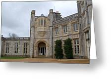Highcliffe Castle Dorset Greeting Card