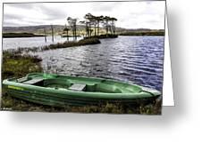Highland Loch Greeting Card