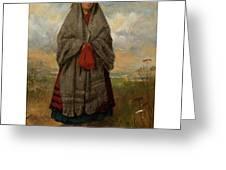 Highland Mary Greeting Card
