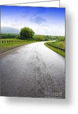 Highland Scenic Highway Route 150 Greeting Card