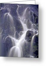 Highland Waterfall Clachtoll Greeting Card