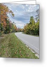 Highway 58 Greeting Card