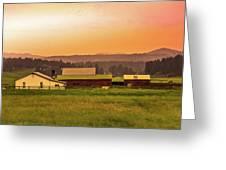 Hill City Scenic View, South Dakota Greeting Card