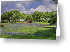 Hill Country Farming Greeting Card