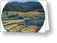 Hill Station Greeting Card