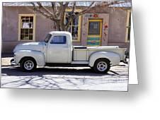 Hillsboro New Mexico 1949 Gmc 100 Greeting Card