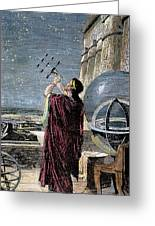 Hipparchus (146-127 Bc) Greeting Card