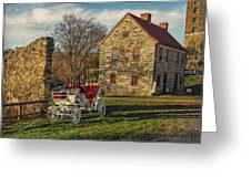 Historic Bethlehem Pennsylvania Greeting Card