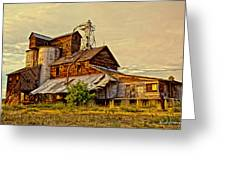 Historic Fairview Mill Greeting Card