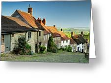 Historic Gold Hill Greeting Card