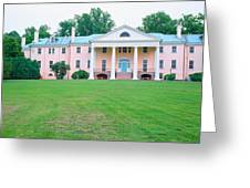Historic Home Of James Madison Greeting Card