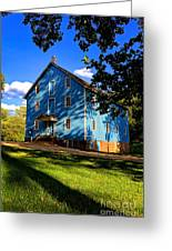Historic Walnford Gristmill Greeting Card