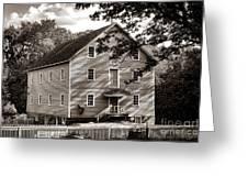 Historic Walnford Mill Greeting Card