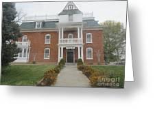 Historical Mormon House Greeting Card