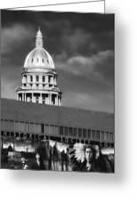Historical Society Colorado Greeting Card