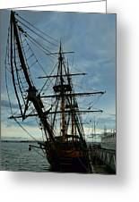 Hms Surprise Greeting Card