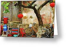Hoi An 6 Greeting Card