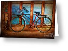 Hoi An Bike Greeting Card