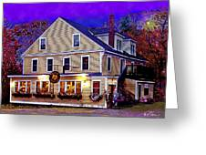Holderness General Store Greeting Card