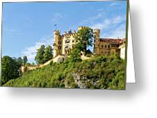 Holenschwangau Castle 5 Greeting Card