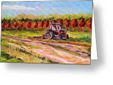 Holicong Road Farm Greeting Card