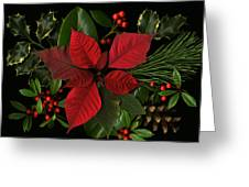 Holiday Greenery Greeting Card