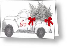 Holiday Joy Chesilhurst Farm Greeting Card