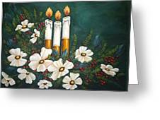 Holiday Light Greeting Card