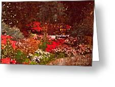Holiday Mosaic Greeting Card