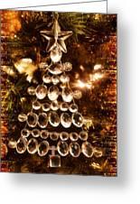 Holiday Shine 1 Greeting Card