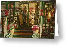 Holiday Treasured Greeting Card