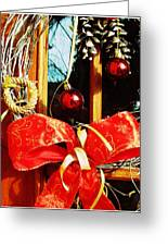 Holidays Are Coming  Greeting Card