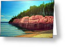 Holland Cove Greeting Card