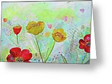 Holland Tulip Festival II Greeting Card
