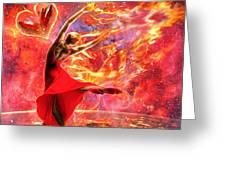 d6ff213cf845 Holy Spirit Fire Digital Art by Dolores Develde