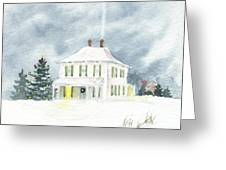Home Place Greeting Card