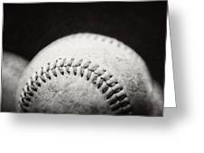 Home Run Ball II  Greeting Card