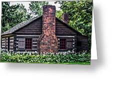 Home Sweet Home Greeting Card by Joann Copeland-Paul