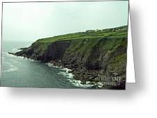 Home To Ireland Greeting Card
