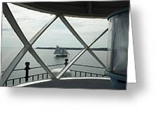 Home To Rockland Greeting Card