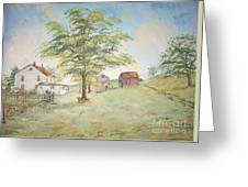 Homeplace - The Farmhouse Greeting Card