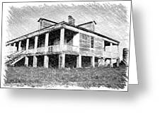 Homestead 1 Greeting Card