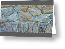 Homestead Stonework Greeting Card