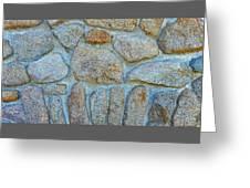 Homestead Stonework Greeting Card