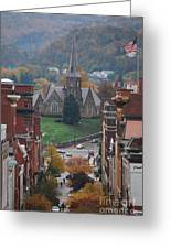 My Hometown Cumberland, Maryland Greeting Card