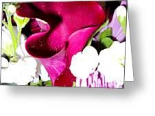 Honeybee Heaven Greeting Card